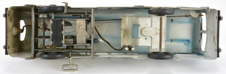 Lot 178: Buddy L Pressed Steel Greyhound Bus
