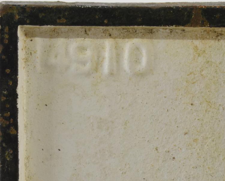 Lot 188: Antique Railroad Cast Iron Sign
