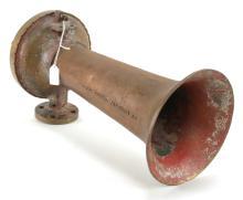 Lot 189: Clark Cooper Type 8 Horn Lighthouse Nautical Air Horn