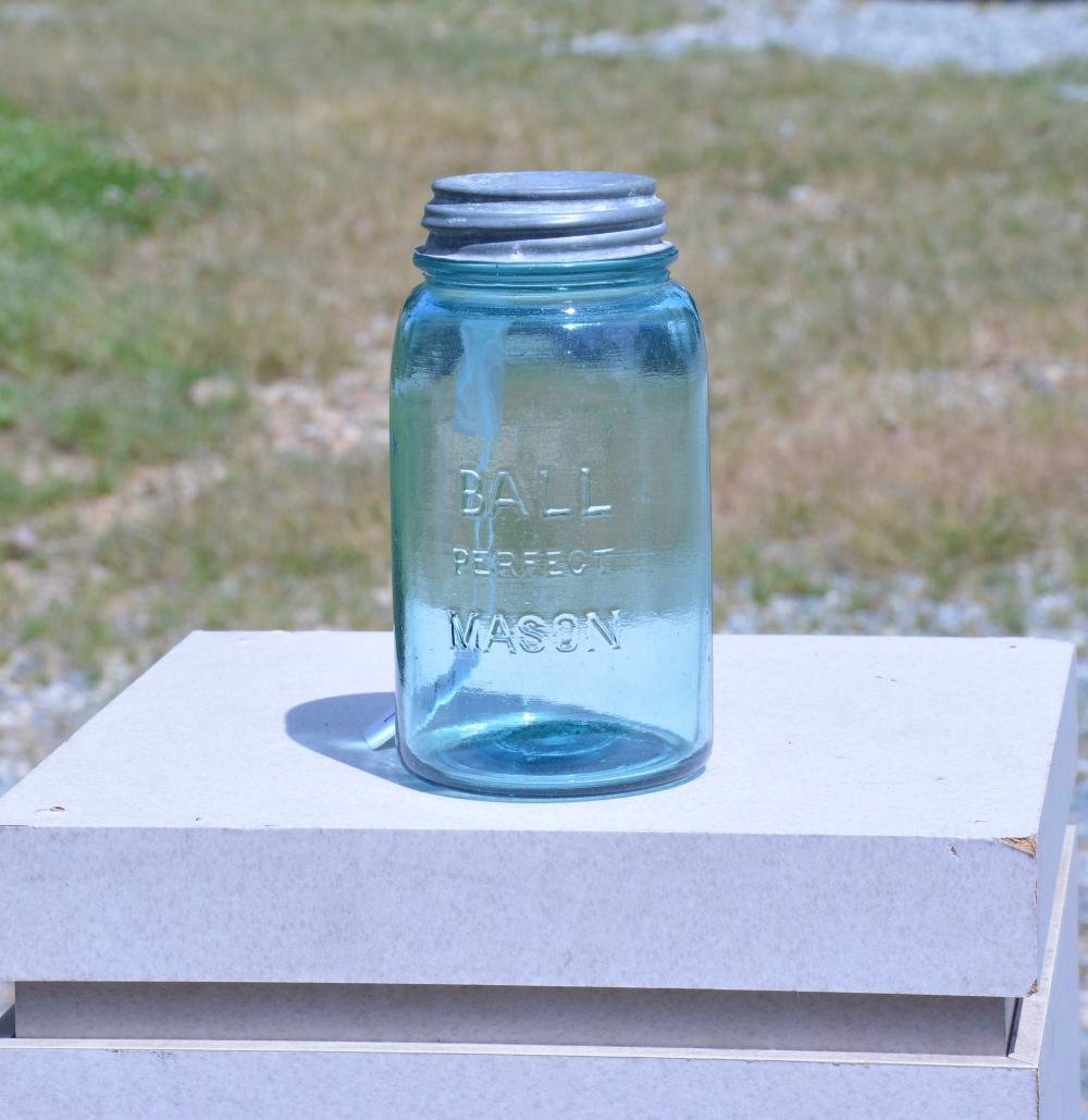 Ball Perfect Mason Quart Fruit Jar