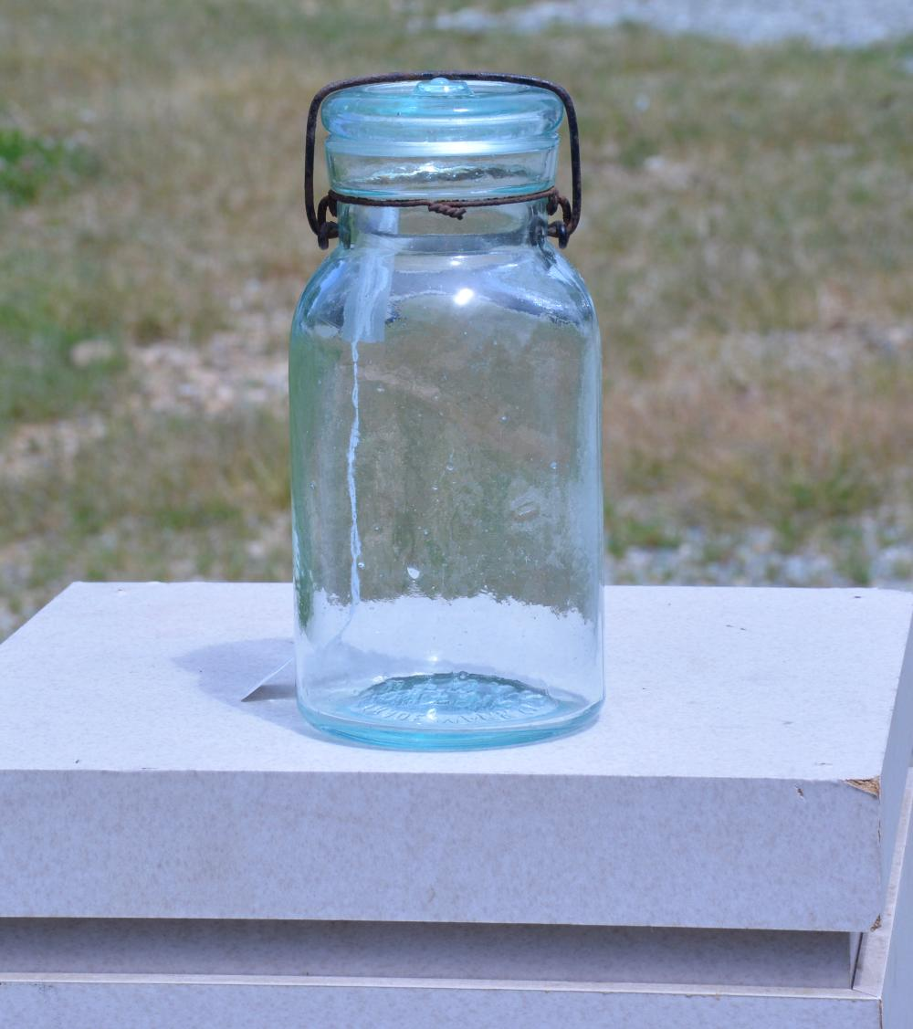 Trade Mark Lighting Putnam Quart Fruit Jar