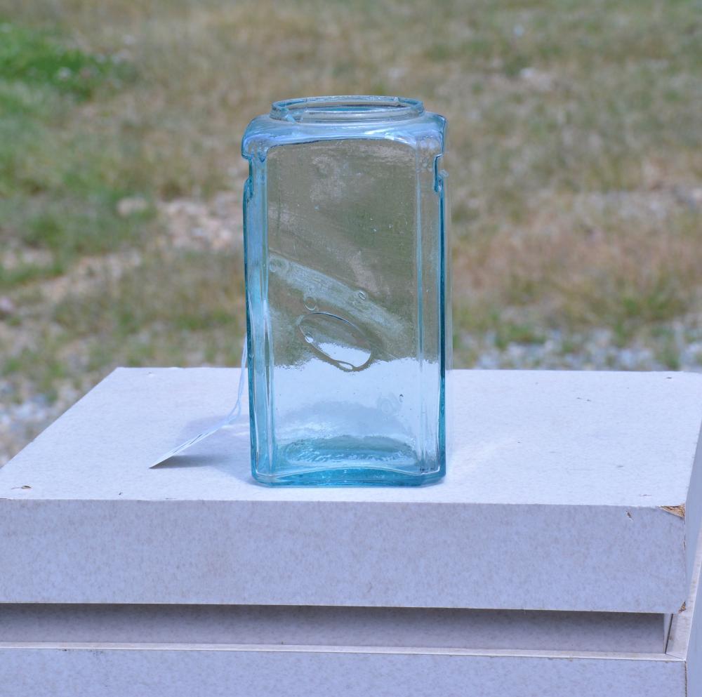Allen's Pat. June 1871 Glass Jar