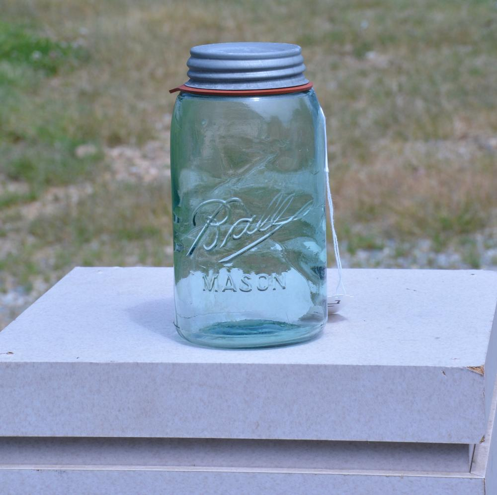 Ball Mason Quart Fruit Jar