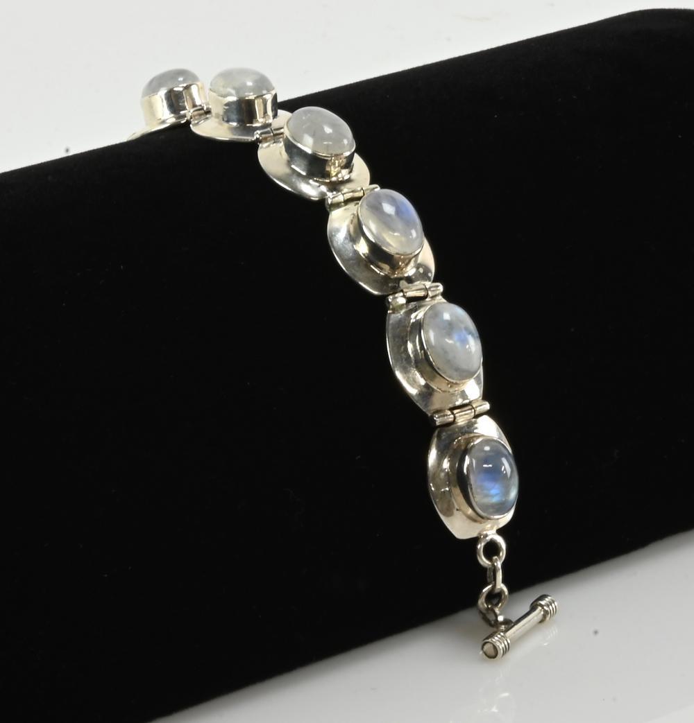 Vintage Designer Sterling Bracelet