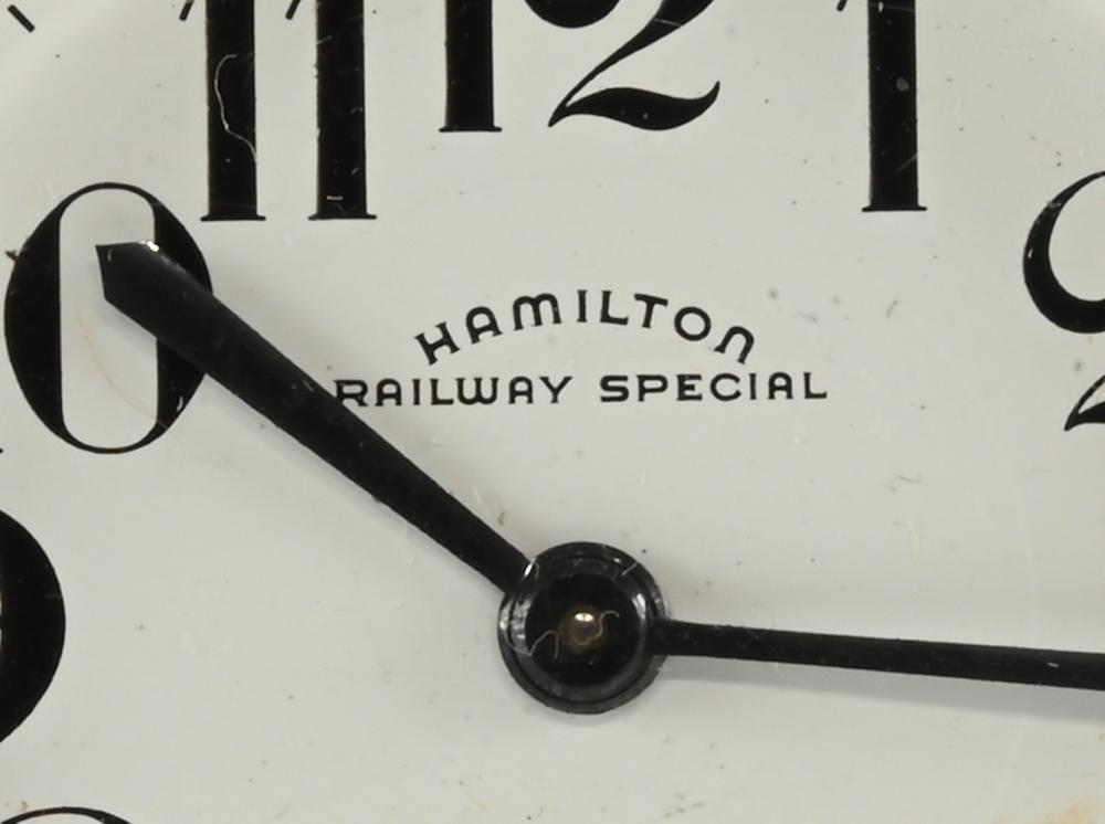 Very Fine Hamilton 21 Jewel 992 B Pocket Watch