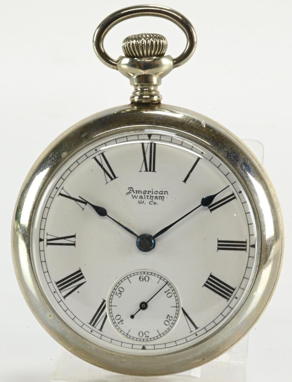 American Waltham Watch Co. Pocket Watch