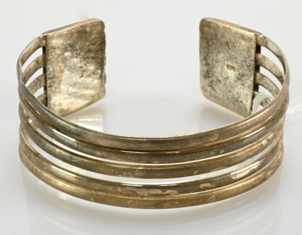 Vintage Sterling Sterling Cuff Bracelet