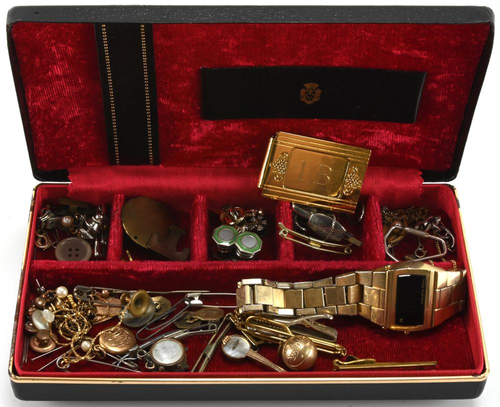 Vintage Mens Estate Jewelry Collection