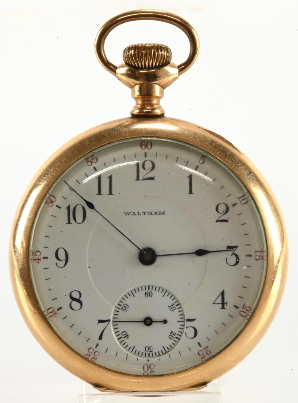 Antique American Waltham Pocket Watch