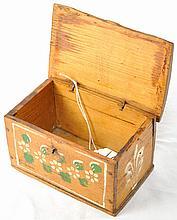 Primitive Trinket Box