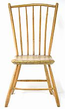 Bamboo Country Windsor Side Chair