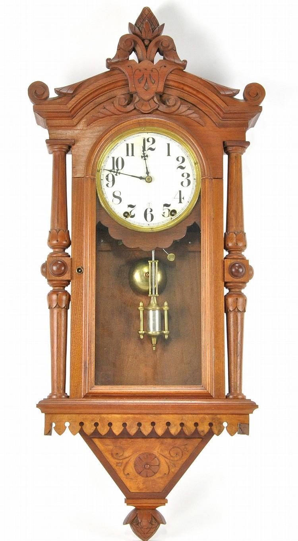 important kroeber seth thomas wall clock