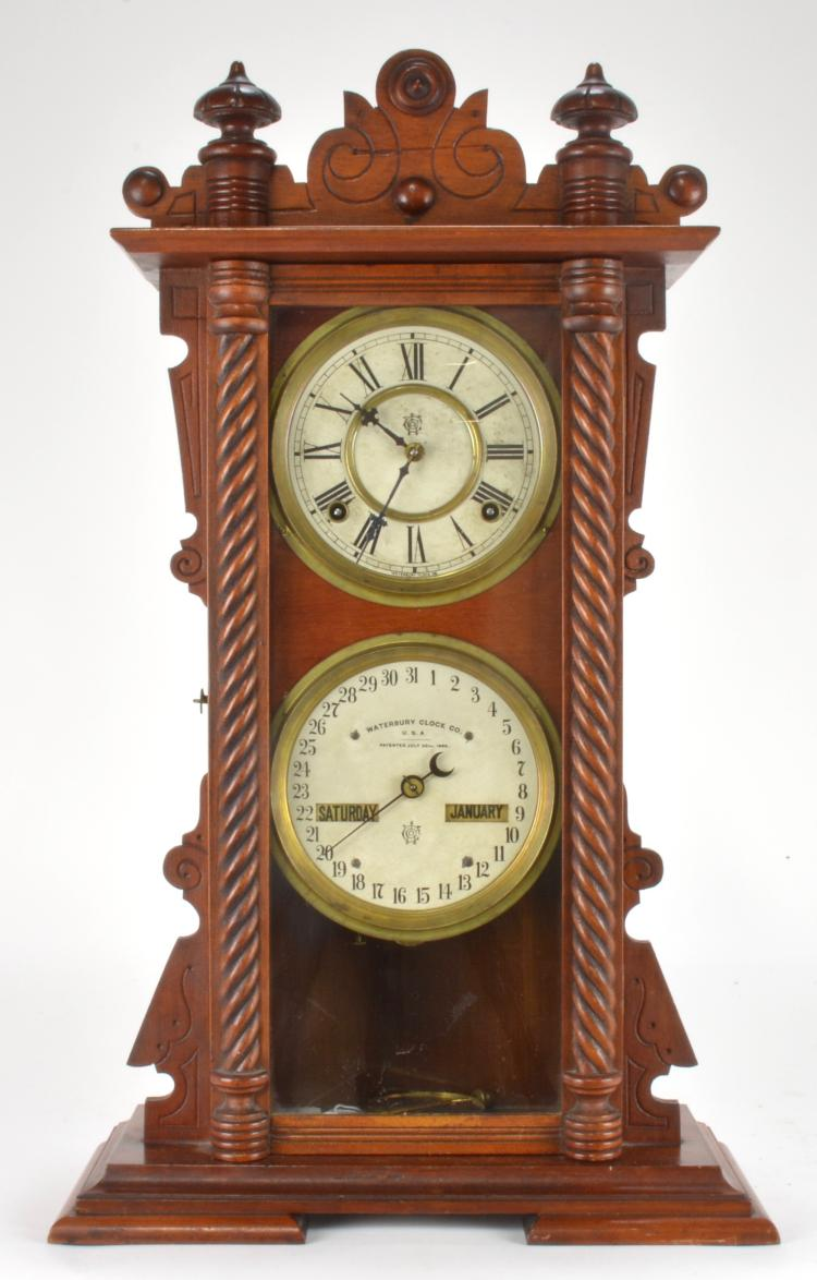 dating waterbury clocks Dating waterbury carriage clock waterbury trademark c1870 paperfind waterbury clock labels out what dealers and collectors have dating waterbury carriage clock actually paid waterbury 1874 for antique grandfather, mantel or wall clocks like yours.