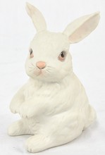 Boehm Sitting Rabbit
