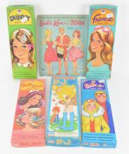 Barbie Dolls and Mid Century Doll Catalog Session