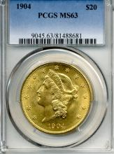 U.S. World Coin and Currency Auction