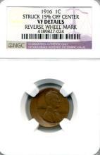 1916 Error Lincoln Cent