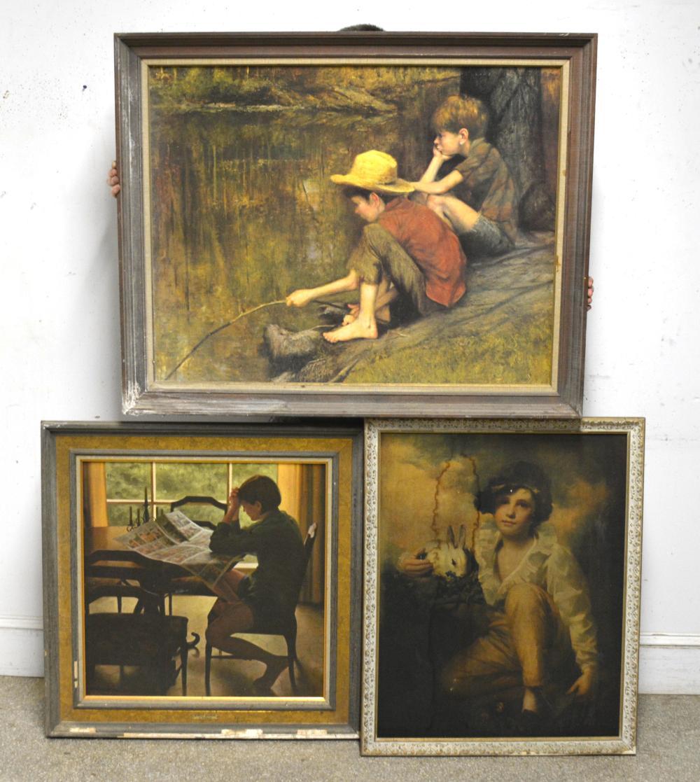 20th Century Framed Art Prints