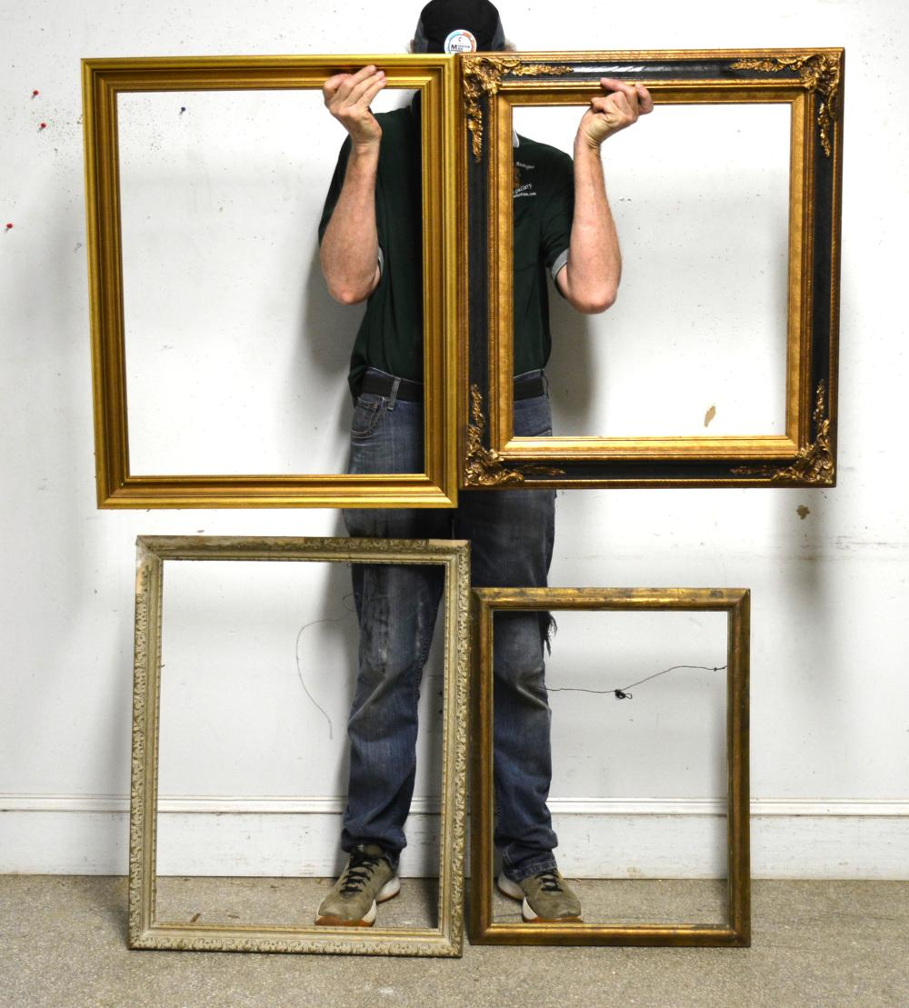 Antique Estate Art Picture Frames
