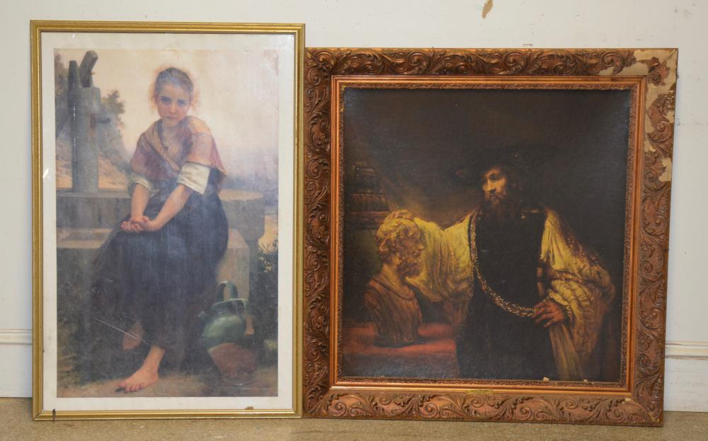 Old Master Art Print Collection