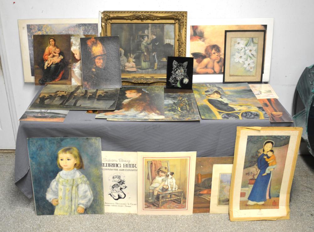 Fine Art Prints Estate Collection