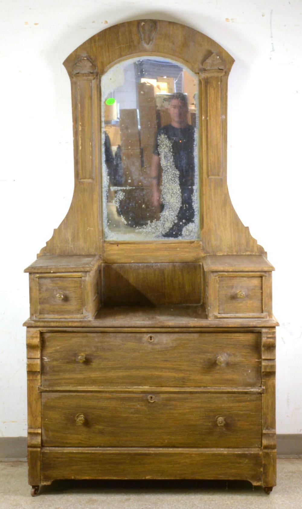 Victorian Drop Center Dresser