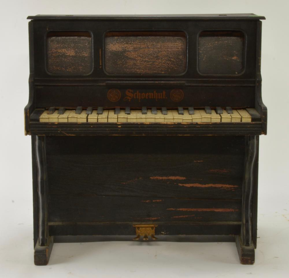 Victorian Schoenhut Childs Piano
