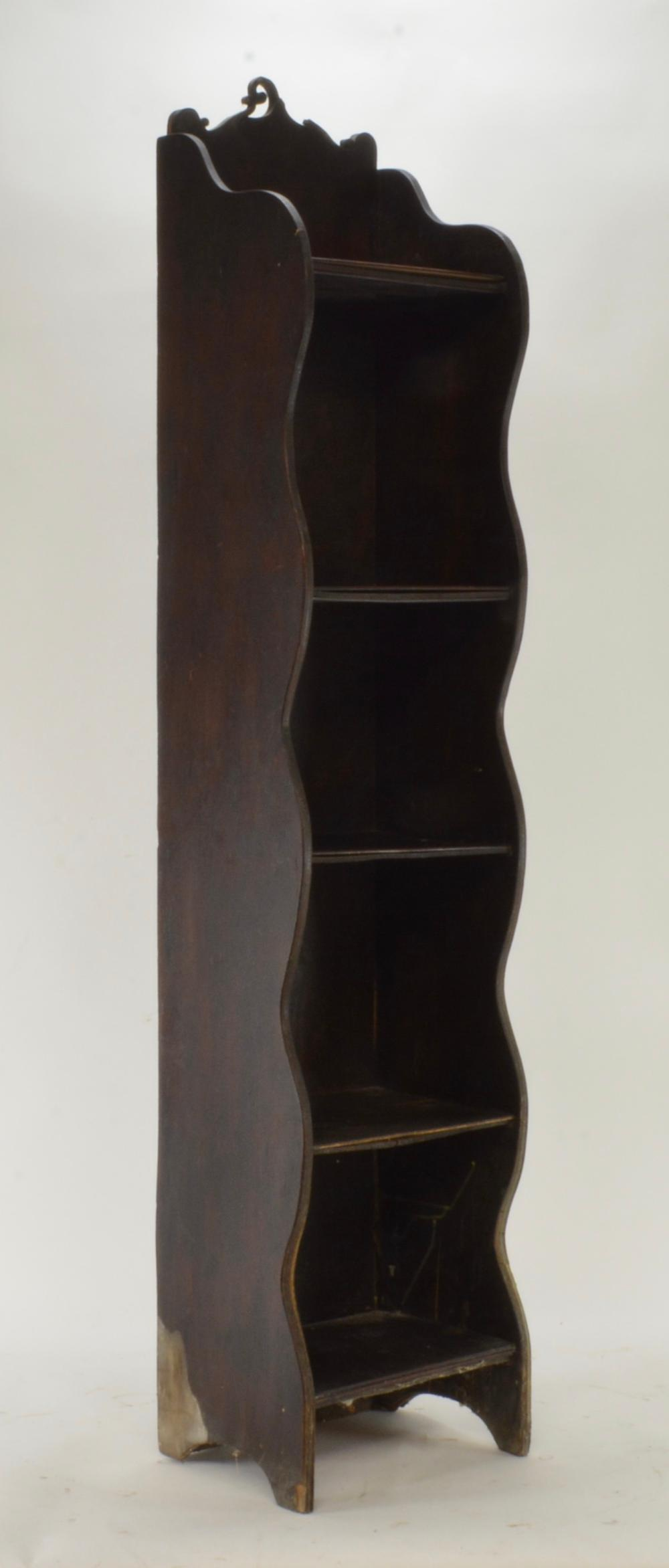 Mahogany Bookcase Original, Please view photo