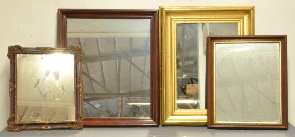 Antique Estate Mirror Frames