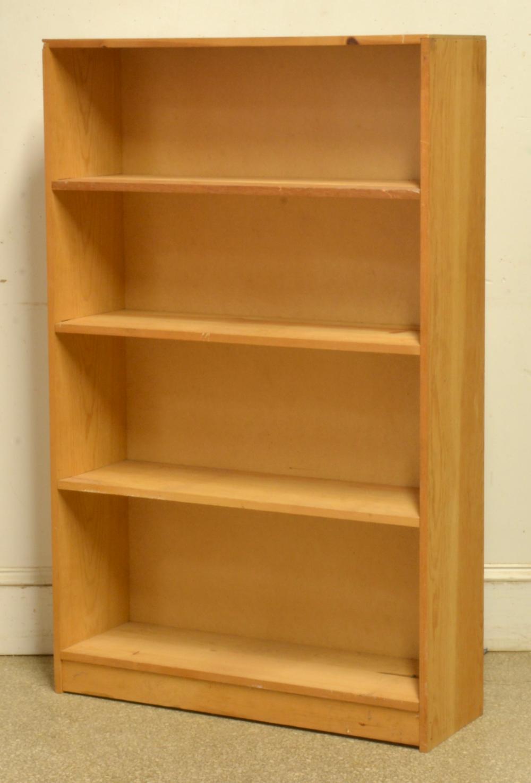 Vintage Wooden Bookcase
