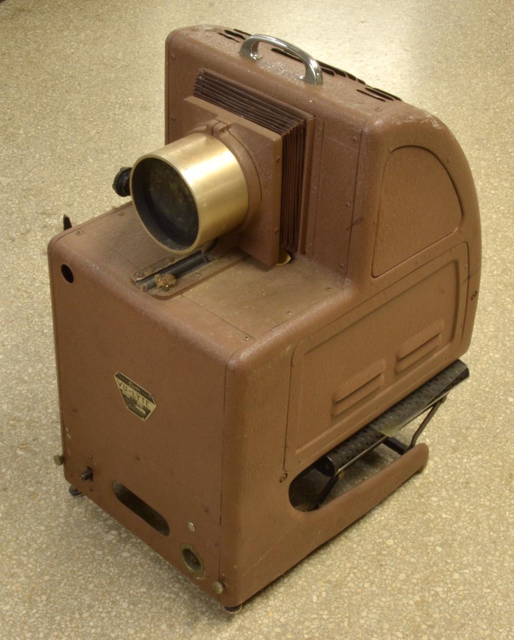Vintage Charles Beseler VU-LYTE Projector