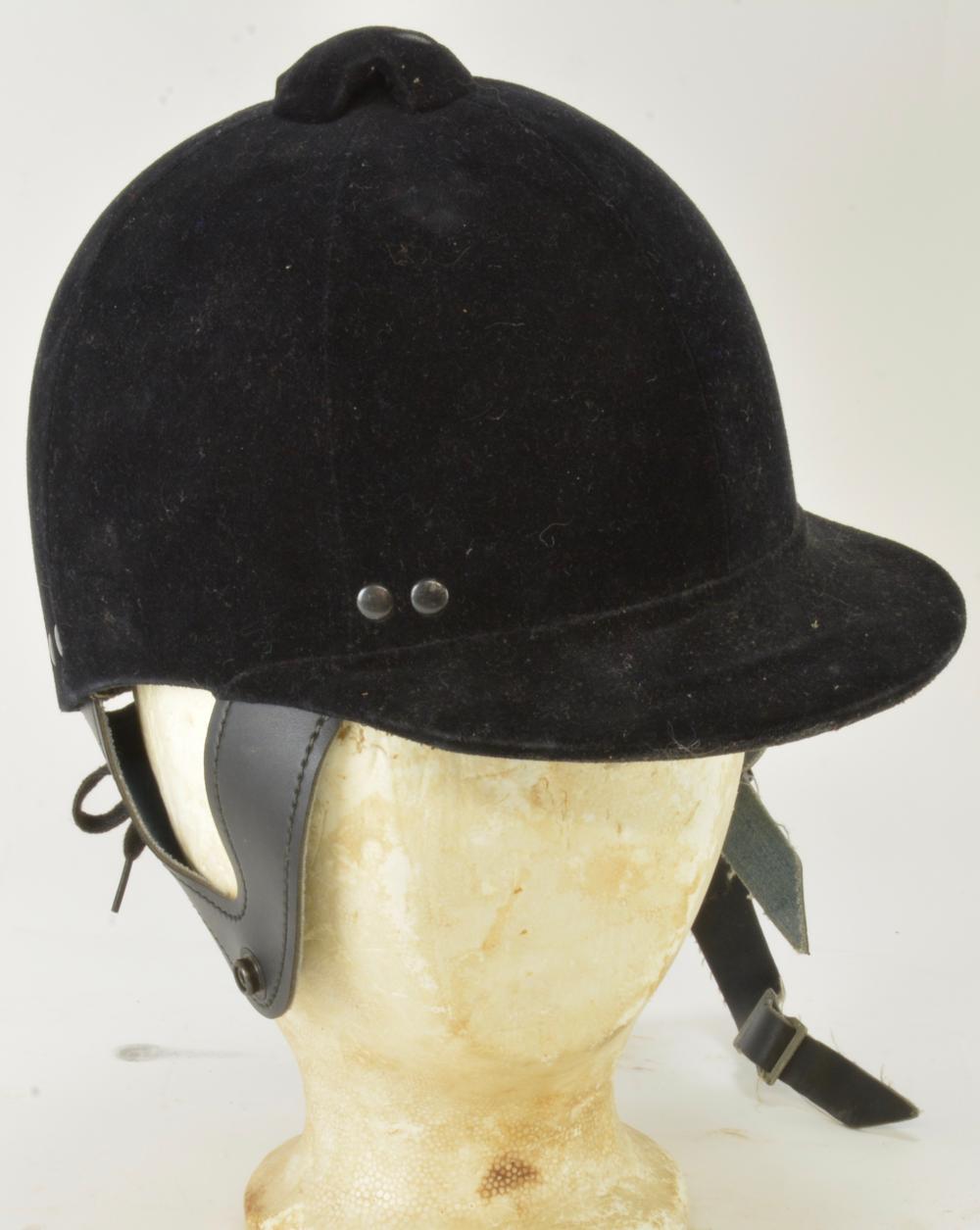 Vintage Ladies Equestrian Horse Riding Hat