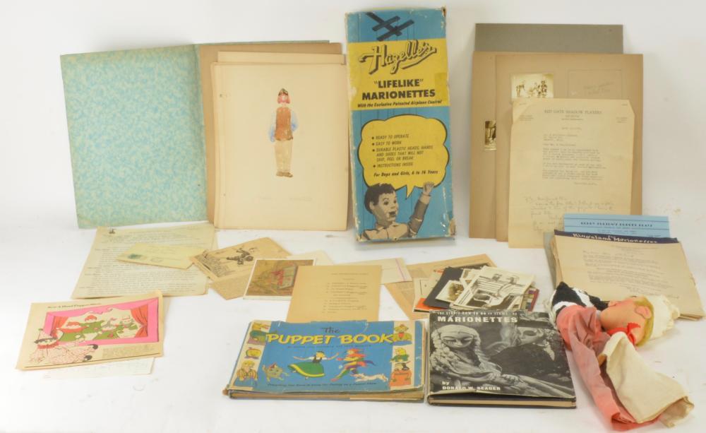 Vintage Marionettes Estate Collection