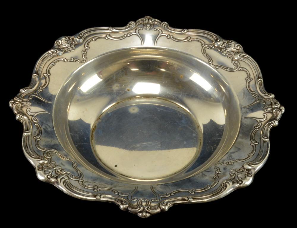 Vintage Gorham 739 Sterling Silver Bowl