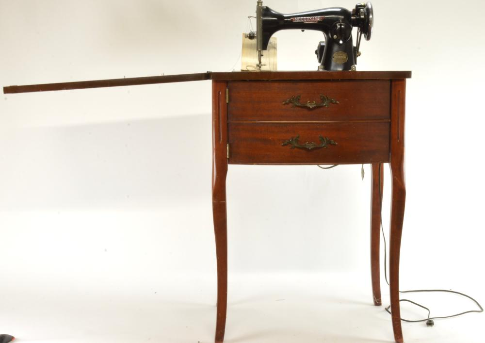 Vintage Modern Age Precision Sewing Machine