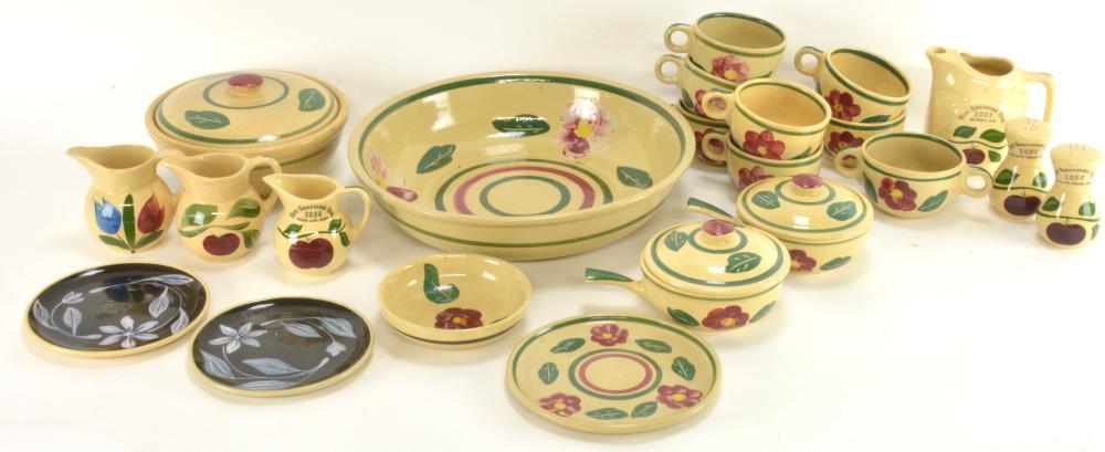 Watt Pottery Collection