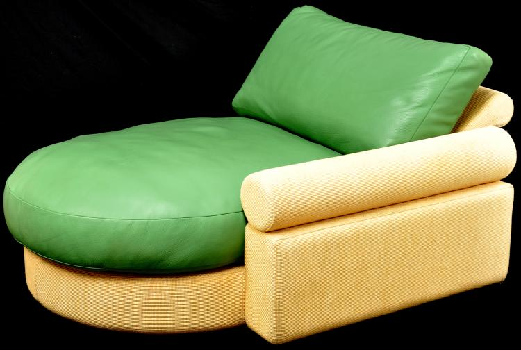 Roche Bobois Art Deco Chaise Lounge : art deco chaise lounge - Sectionals, Sofas & Couches