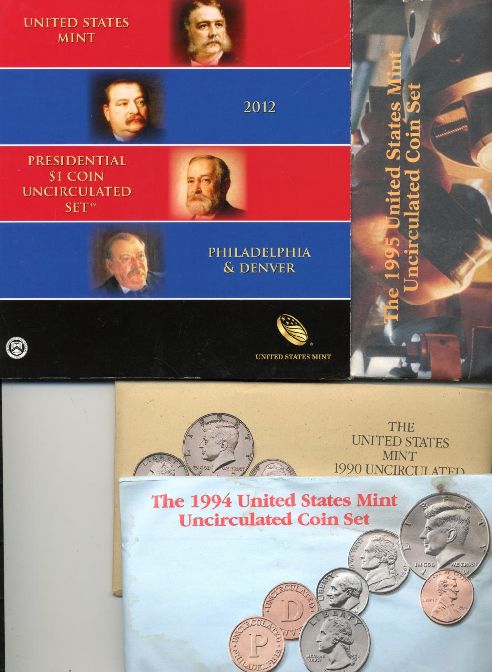 U.S. Mint Set Coin Collection