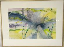 Marianne Royle North Carolina Artist Watercolor