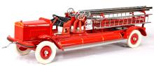 Kingsbury Ladder Fire Truck