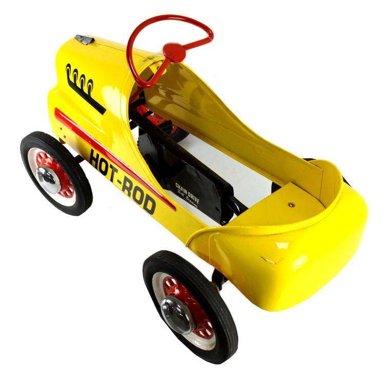 Garton Hot Rod Professionally Restored Pedal Car