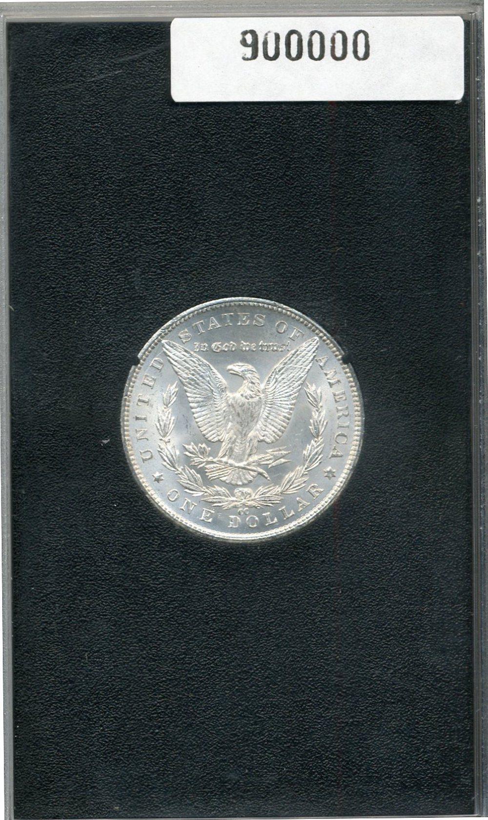 Original 1885-CC GSA Morgan Silver Dollar