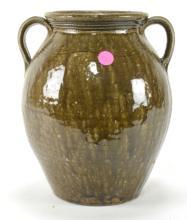 North Carolina Decorated Jar