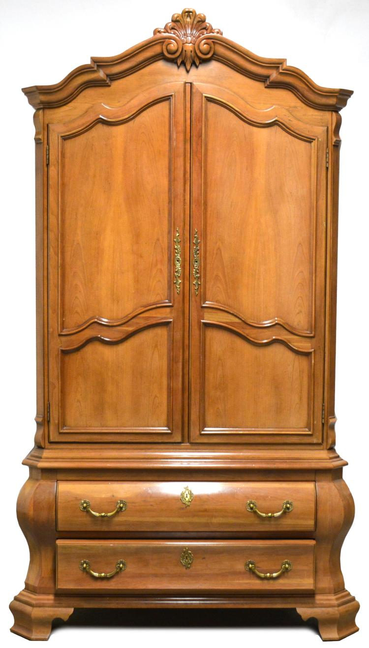 Century Furniture Collection Coeur de France & Bordeaux Armoire