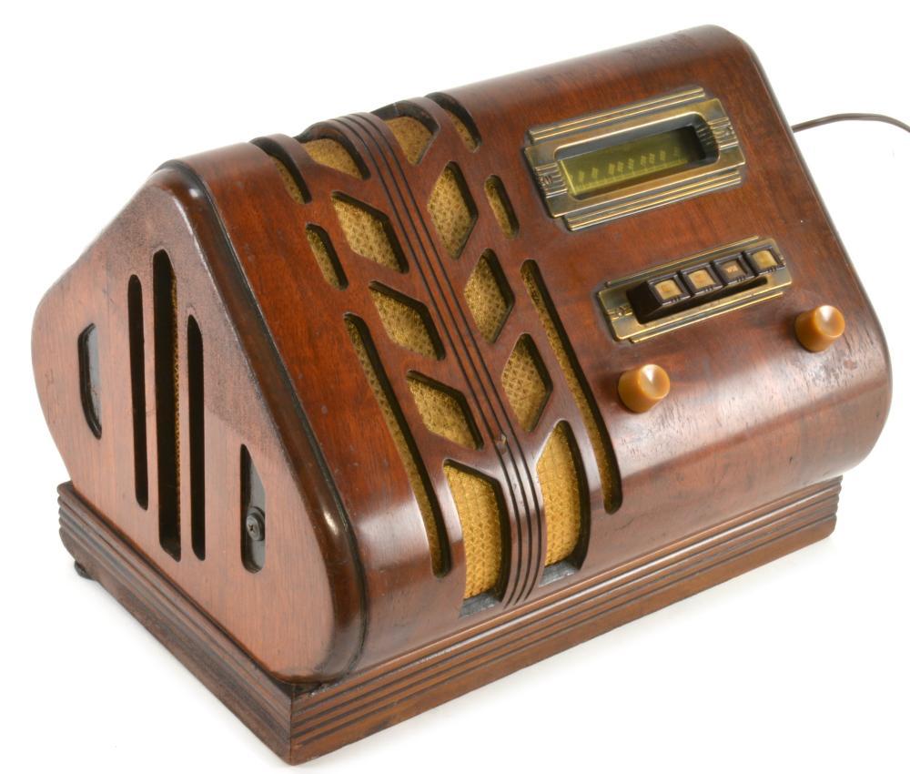 27th Annual Carolina Country Store Antique Radio Session