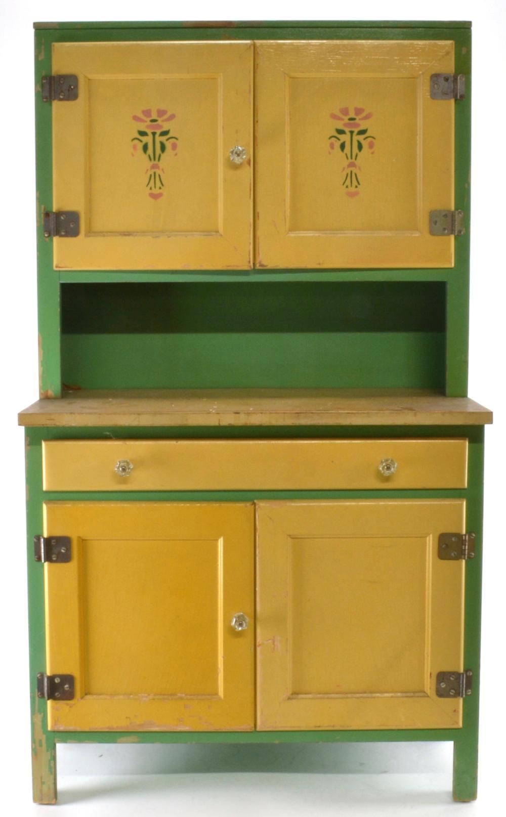 Childs Original Hoosier Cabinet