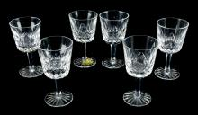 Waterford Lismore Port Wine Glasses