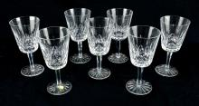 Waterford Lismore Water Goblets