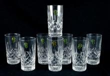 Waterford Lismore Highball Glasses
