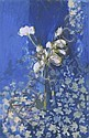 †CHARLOTTE ARDIZZONE (1943-) FLOWERS